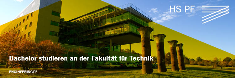 Bachelor studieren an der Fakultät für Technik