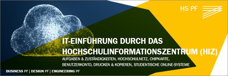 IT-Einführung durch das Hochschulinformationszentrum